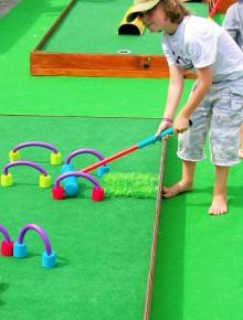 le golf enfants