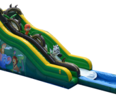 Slide Jungle Piscine